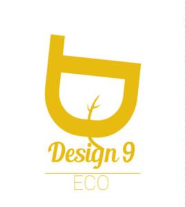 logo éco-design de design9