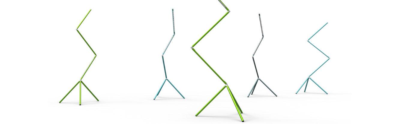 La lampe Eloi – design produit