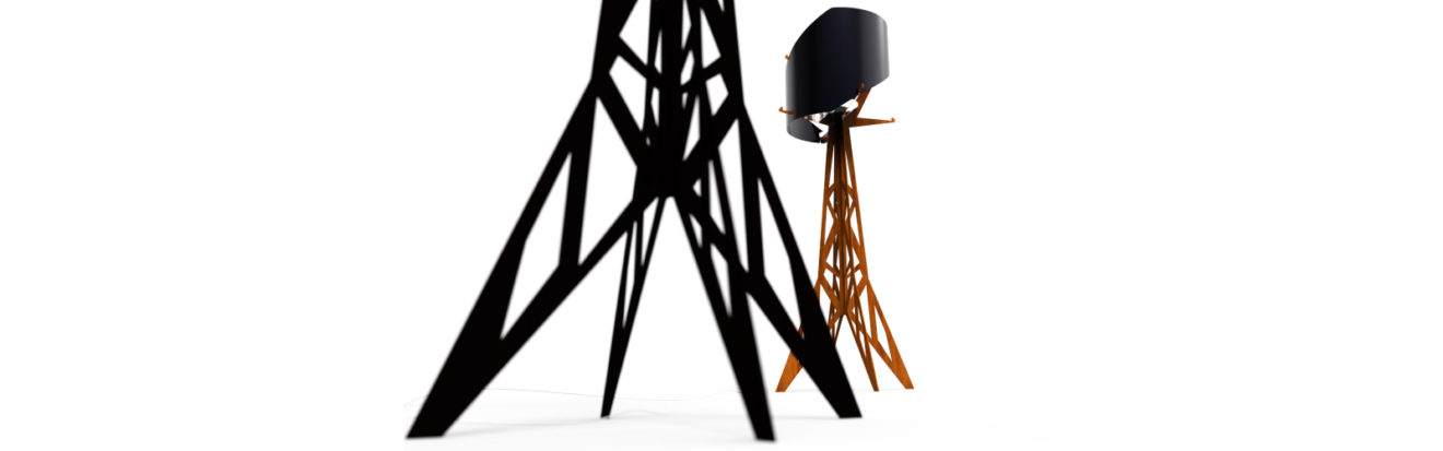 Lampe Paris Madame – design produit