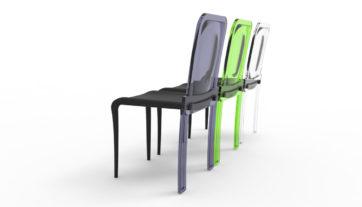 chaise-plexiglass